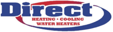 Direct Heating Cooling & Water Heaters